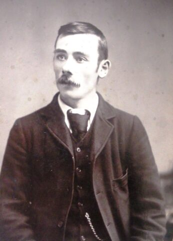 Henry Selwood -young